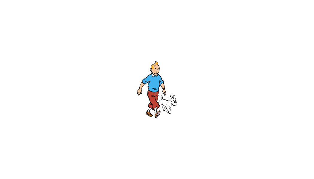 Hergé (y Tintín)