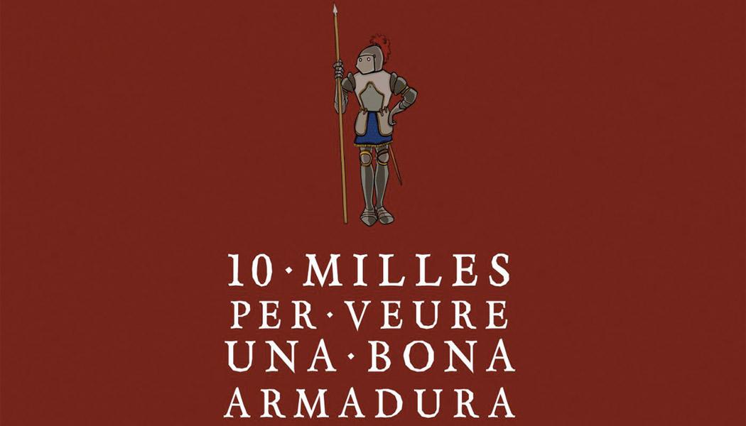 Manel y '10 milles per veure una bona armadura'