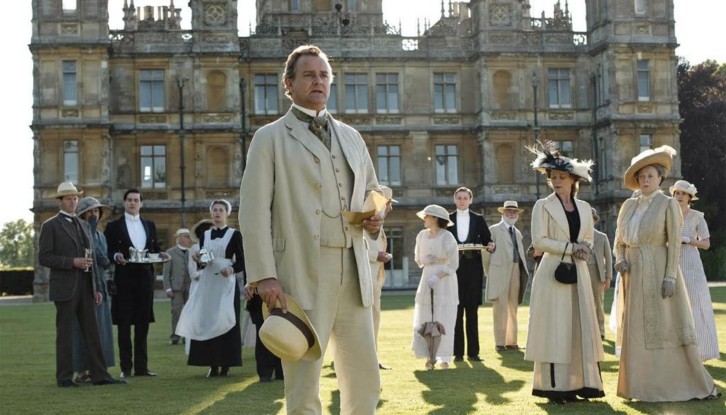 'Downton Abbey', delicia aristocrática