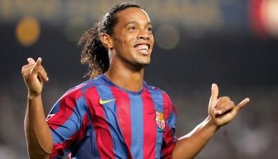 Imagen del futbolista Ronaldinho Gaucho